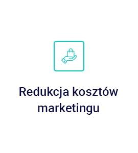 Redukcja kosztów marketingu