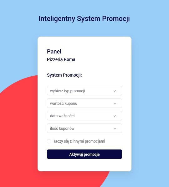 Inteligentny System Promocji